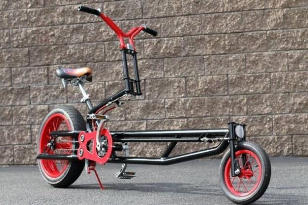 Tasarım harikası bisikletler 1