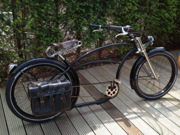 Tasarım harikası bisikletler 10