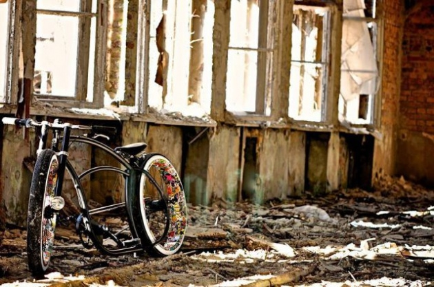 Tasarım harikası bisikletler 12