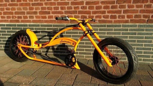 Tasarım harikası bisikletler 13
