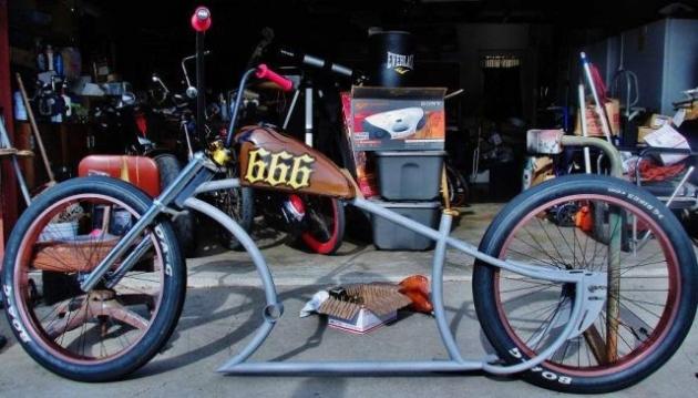 Tasarım harikası bisikletler 16