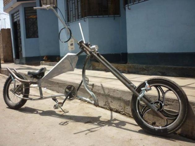 Tasarım harikası bisikletler 17