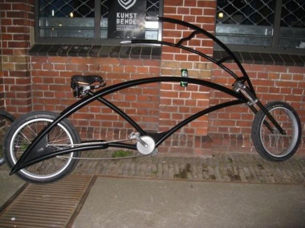 Tasarım harikası bisikletler 19