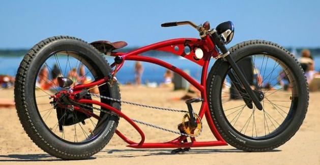 Tasarım harikası bisikletler 2