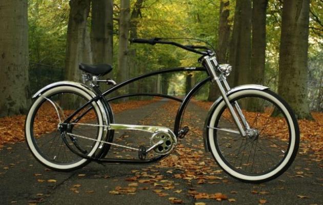 Tasarım harikası bisikletler 21