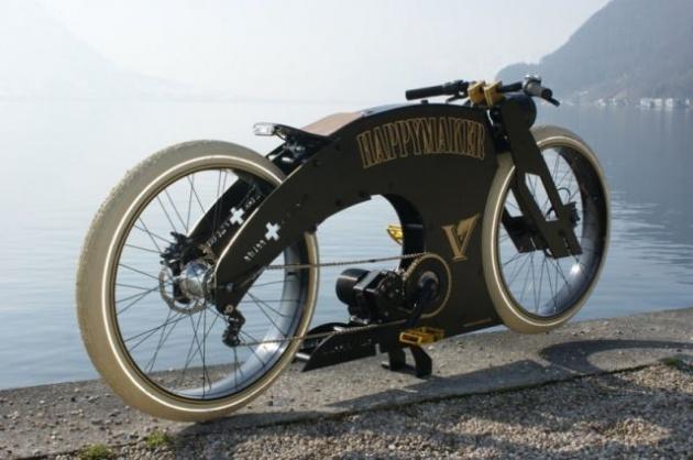Tasarım harikası bisikletler 24