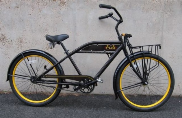 Tasarım harikası bisikletler 25
