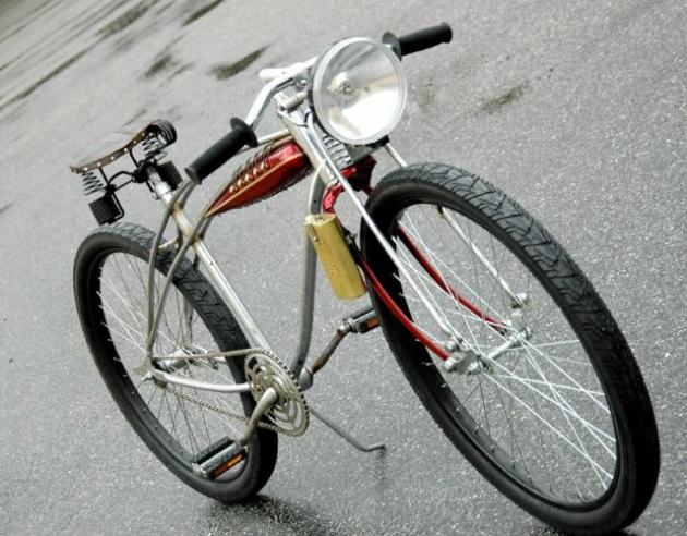 Tasarım harikası bisikletler 28