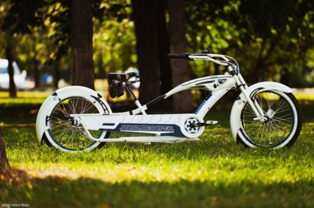 Tasarım harikası bisikletler 3