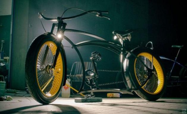 Tasarım harikası bisikletler 30