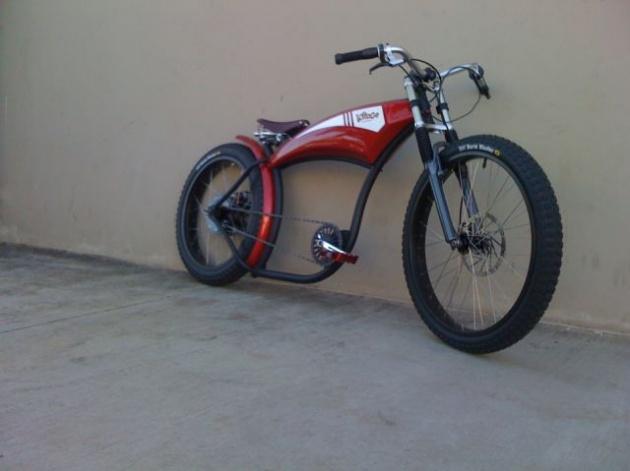 Tasarım harikası bisikletler 35