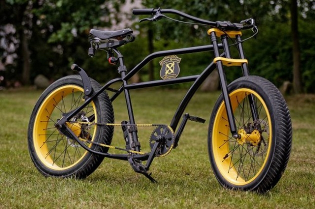 Tasarım harikası bisikletler 4