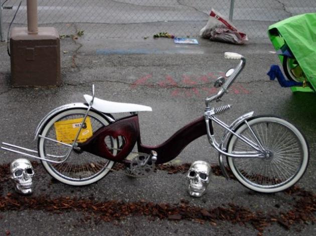 Tasarım harikası bisikletler 41