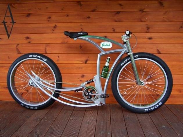 Tasarım harikası bisikletler 44