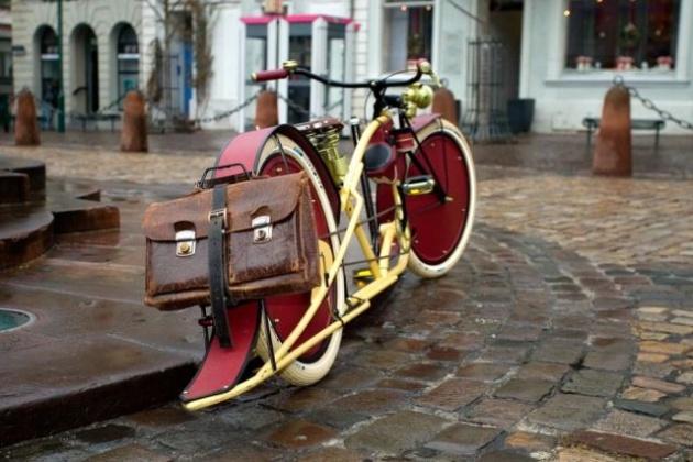 Tasarım harikası bisikletler 45