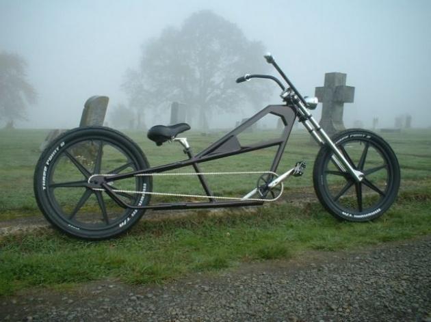 Tasarım harikası bisikletler 47