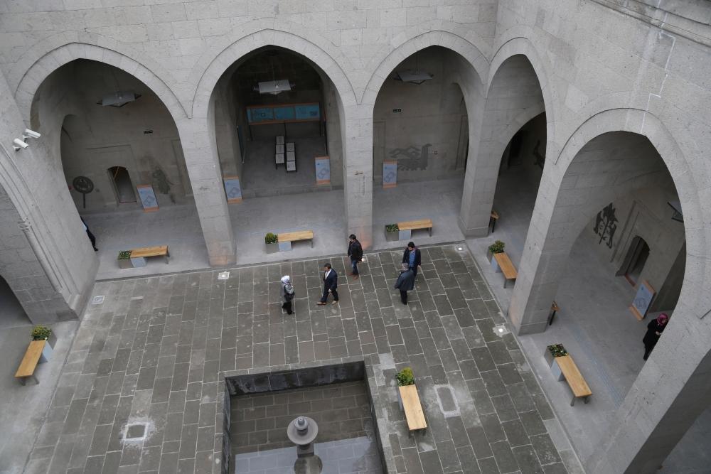 UNESCO'nun listesine giren medreseler hala hizmet veriyor 2