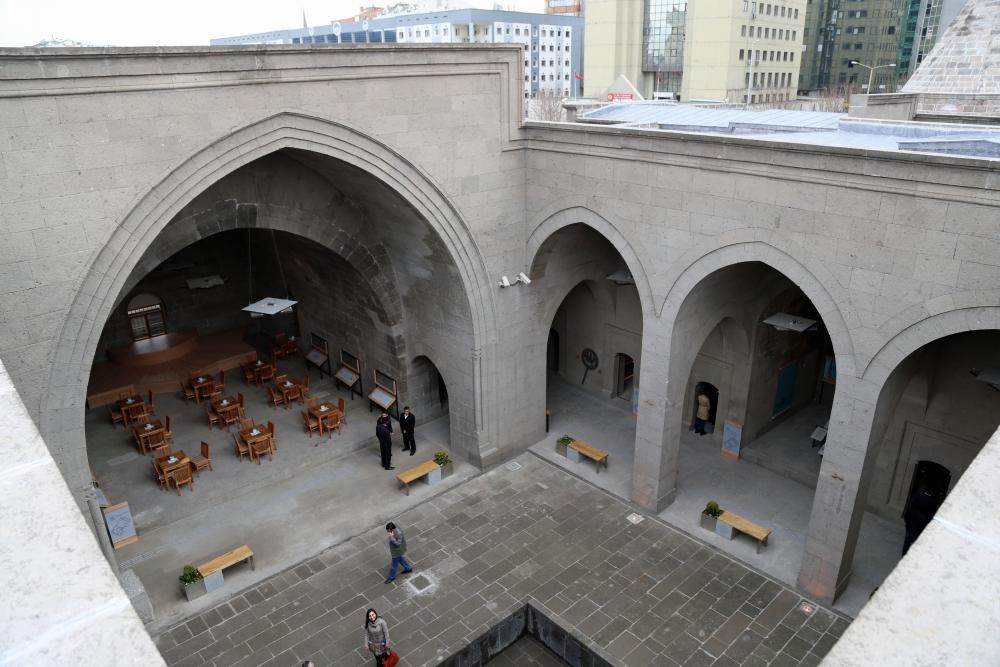 UNESCO'nun listesine giren medreseler hala hizmet veriyor 4
