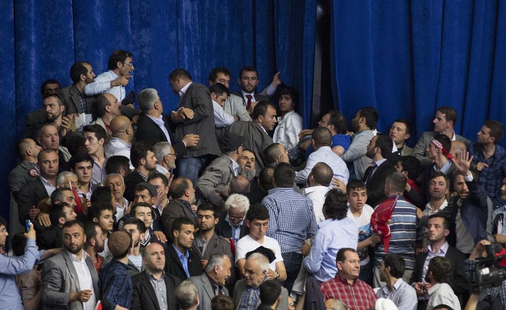 SP Kongresi'nden fotoğraflar 41