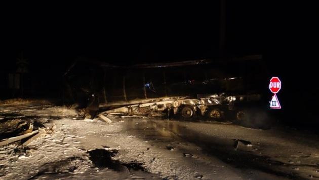 Hatay'da korkunç tren kazası 1