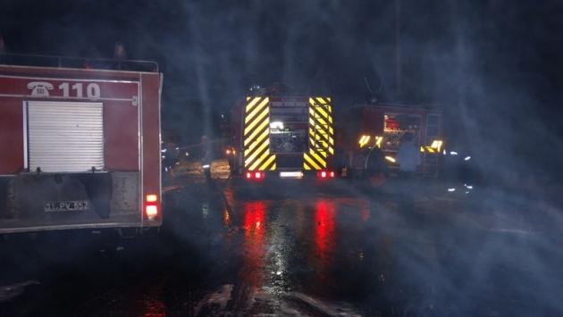 Hatay'da korkunç tren kazası 2
