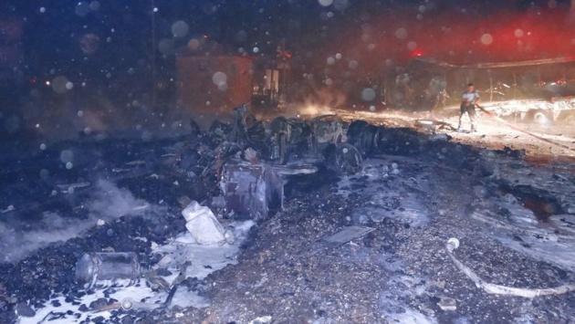 Hatay'da korkunç tren kazası 3
