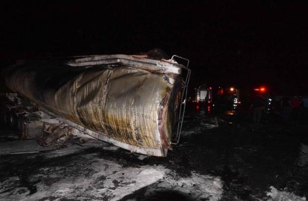Hatay'da korkunç tren kazası 6