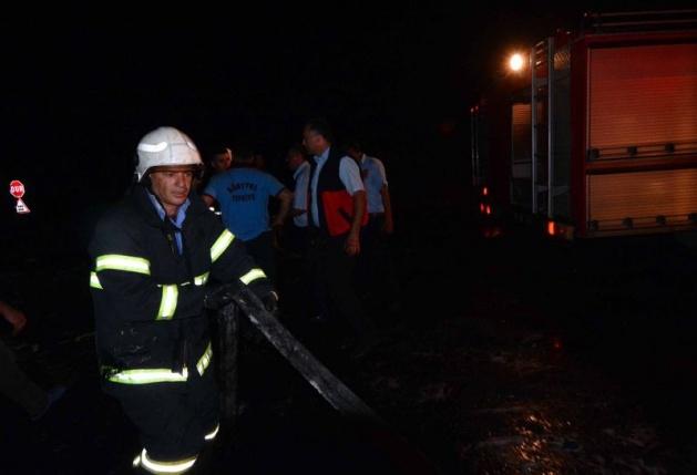 Hatay'da korkunç tren kazası 8