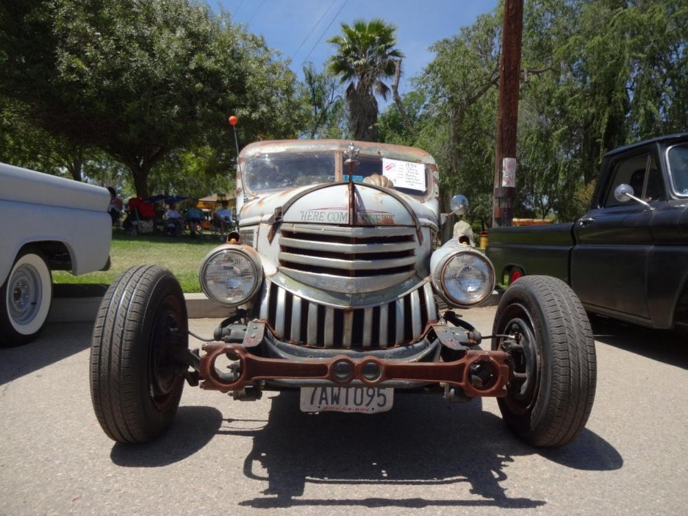 Birbirinden güzel antika arabalar 14