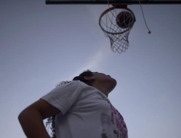 Kudüs'ün basketbolcu kızları 10