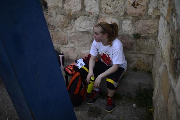 Kudüs'ün basketbolcu kızları 11