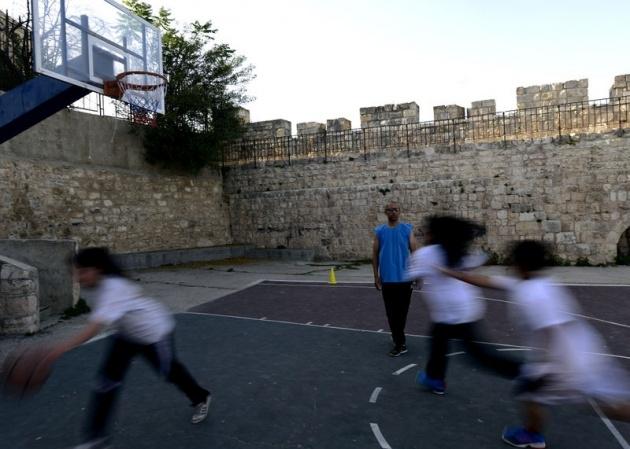 Kudüs'ün basketbolcu kızları 26