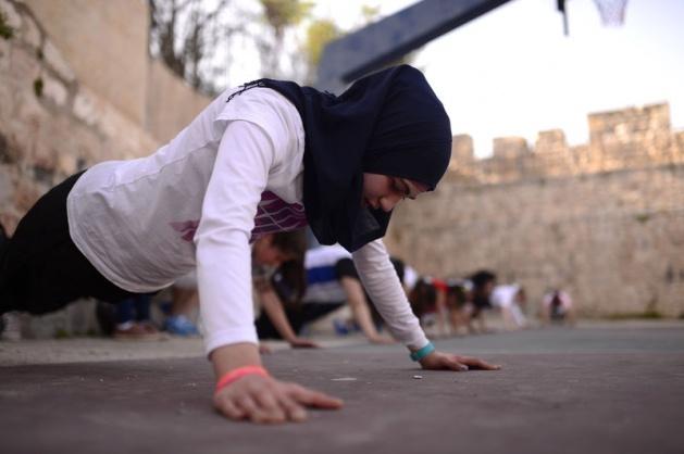 Kudüs'ün basketbolcu kızları 28