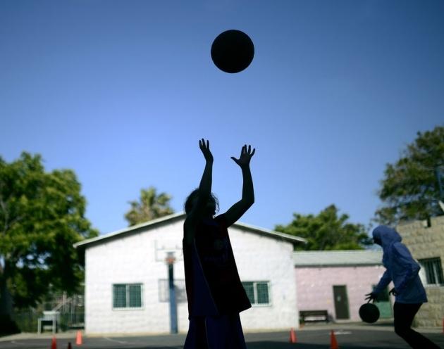 Kudüs'ün basketbolcu kızları 29
