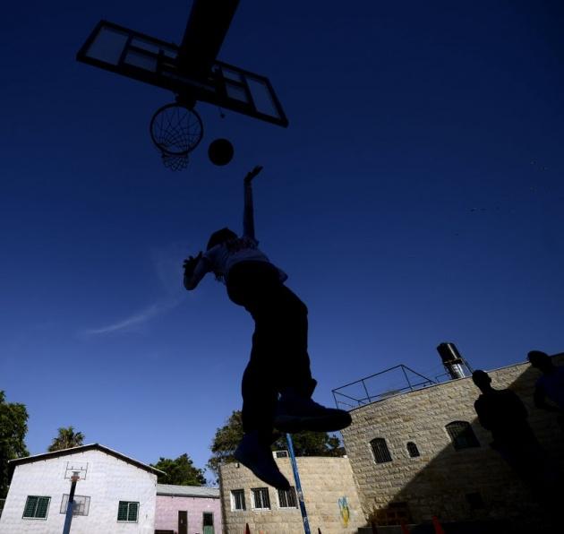 Kudüs'ün basketbolcu kızları 5