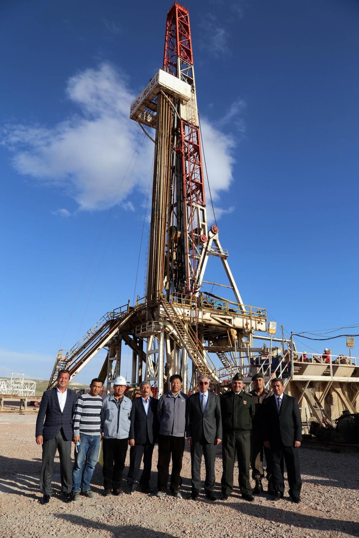 Tuz Gölü doğalgaz depolamasında çalışmalar hızlandı 1