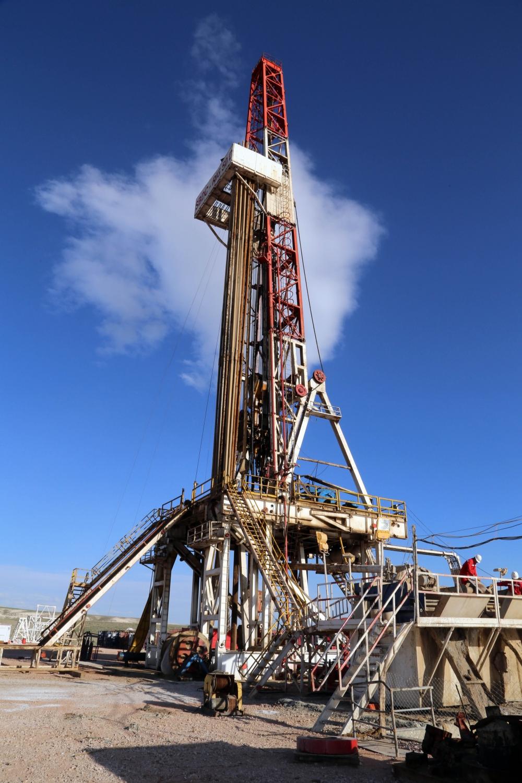 Tuz Gölü doğalgaz depolamasında çalışmalar hızlandı 3