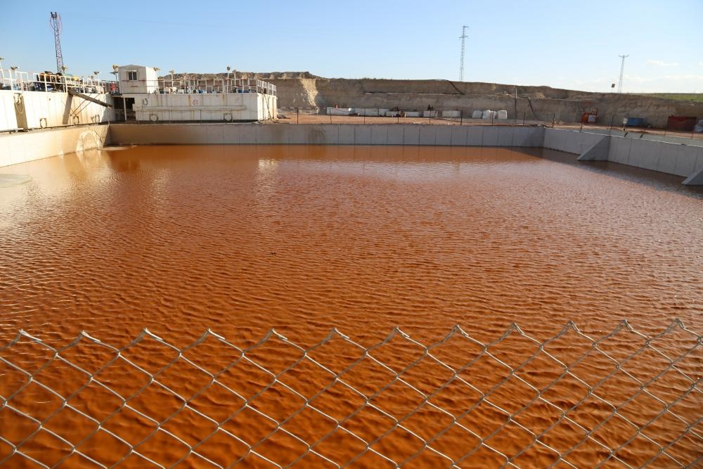 Tuz Gölü doğalgaz depolamasında çalışmalar hızlandı 5