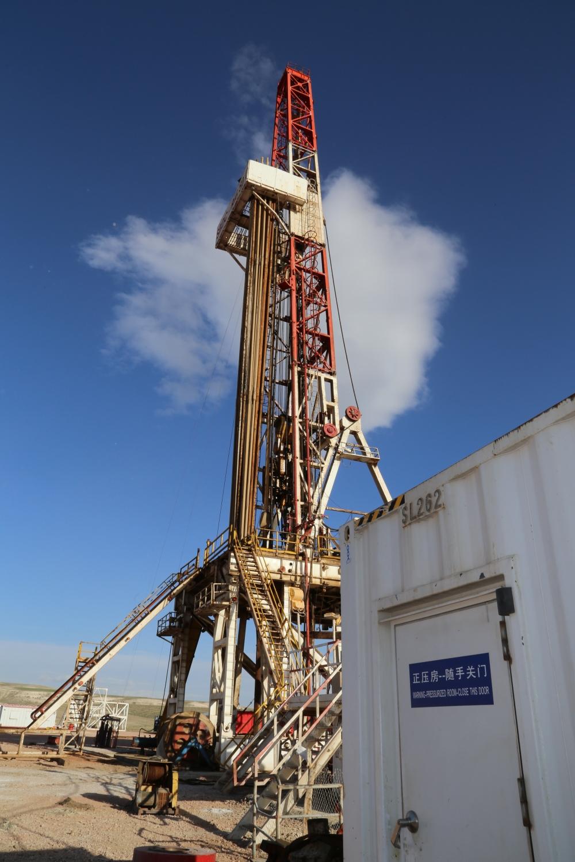 Tuz Gölü doğalgaz depolamasında çalışmalar hızlandı 9