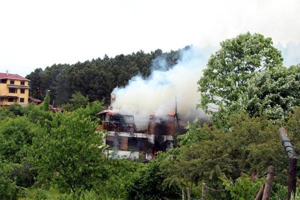 Ünlü yapımcı yangında hayatını kaybetti 14