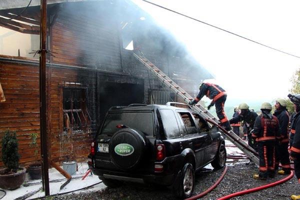 Ünlü yapımcı yangında hayatını kaybetti 7
