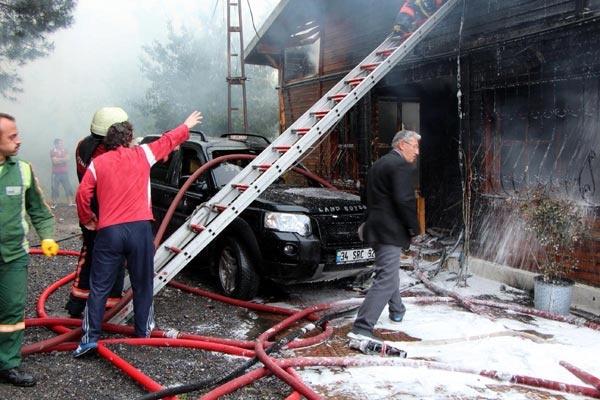 Ünlü yapımcı yangında hayatını kaybetti 8