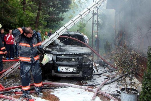 Ünlü yapımcı yangında hayatını kaybetti 9