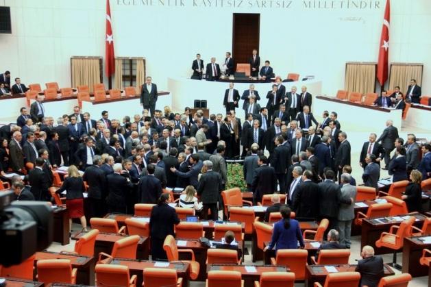 Meclis'te fotoğraf gerginliği 12
