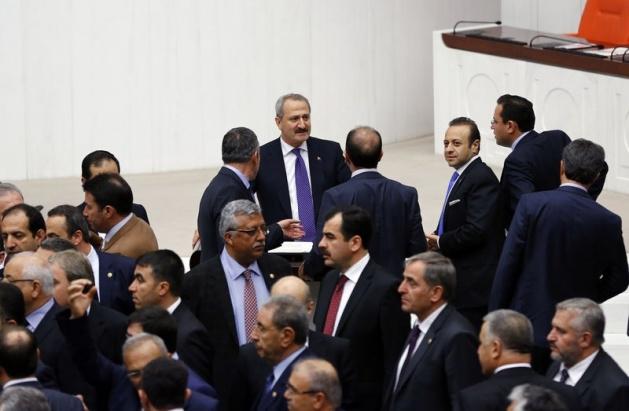 Meclis'te fotoğraf gerginliği 19