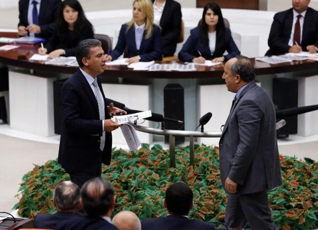 Meclis'te fotoğraf gerginliği 29