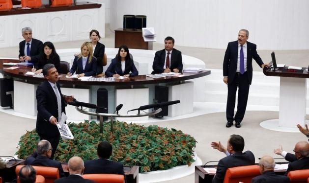 Meclis'te fotoğraf gerginliği 30