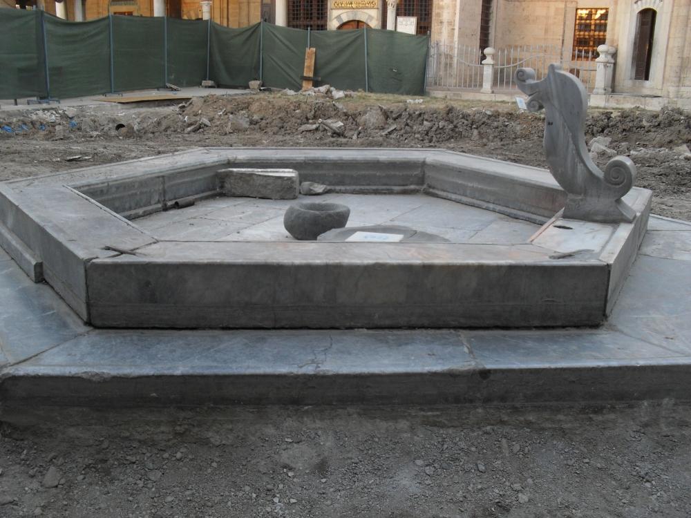 Şeb-i Arus Havuzu Böyle Değiştirildi 10