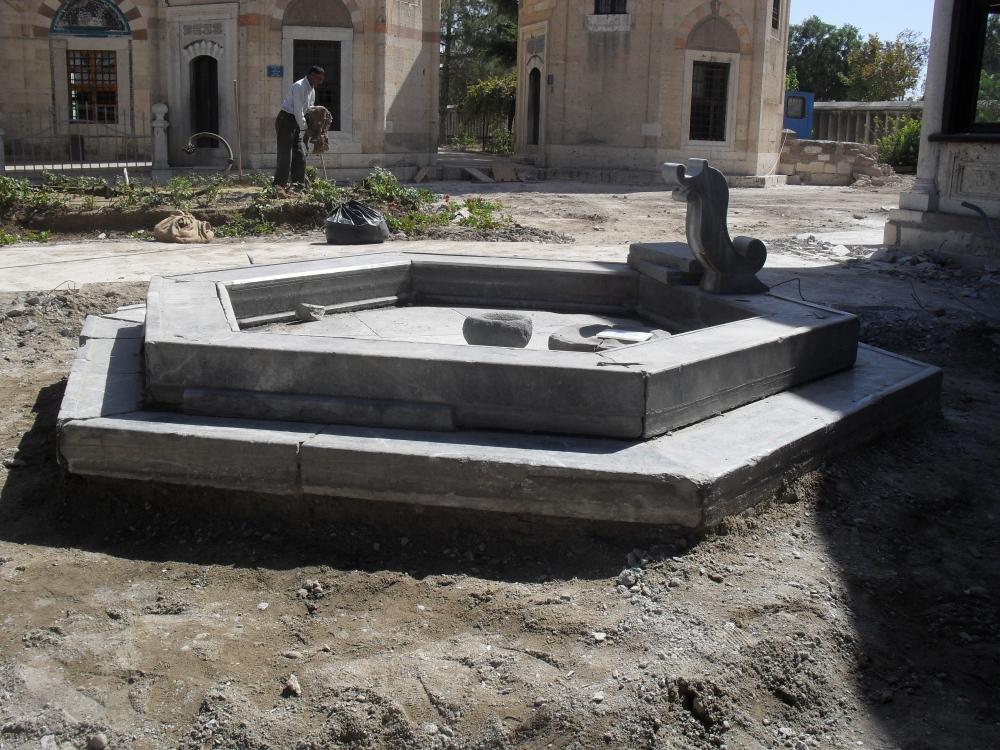 Şeb-i Arus Havuzu Böyle Değiştirildi 19