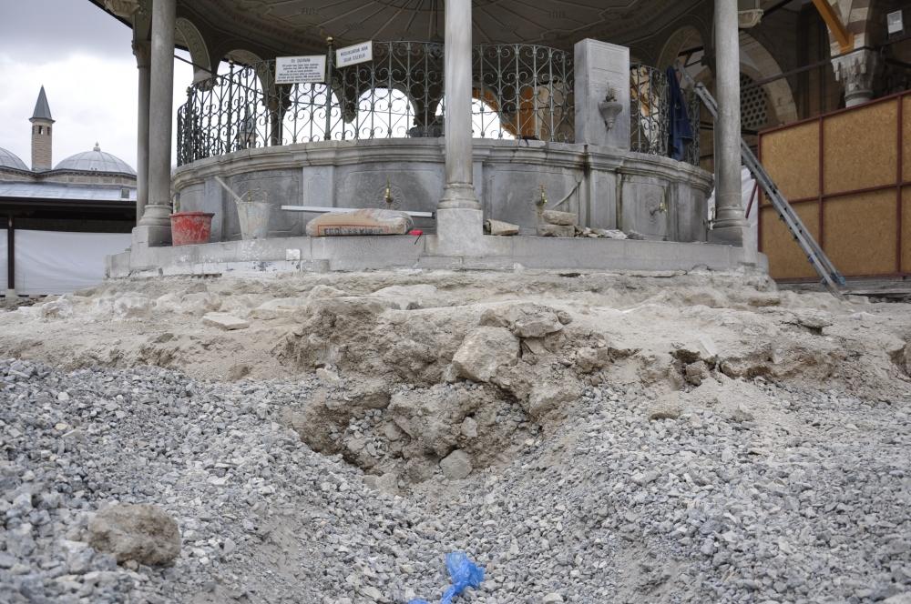 Şeb-i Arus Havuzu Böyle Değiştirildi 30